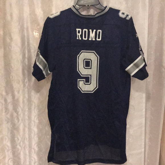 tony romo jersey for kids